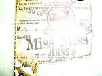 Imatge pel fabricant MISS MISS