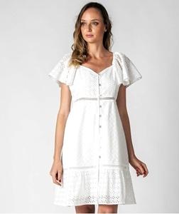 Picture of DRESS HANA SHORT WHITE